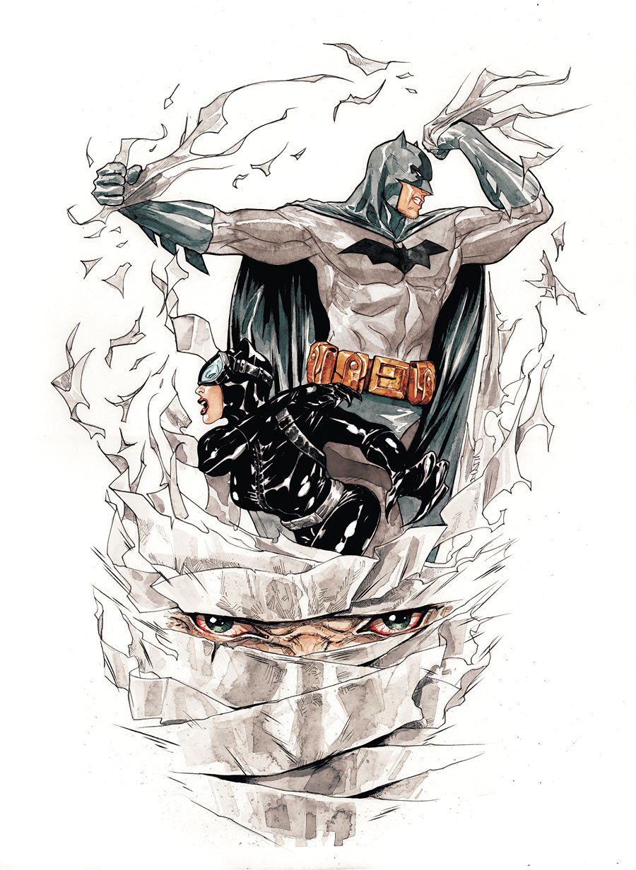 Read more about the article From A Library – Batman: Heart Of Hush