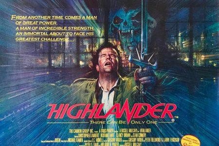 DVD Reminiscing: Highlander