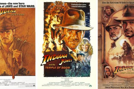 Talking About The Indiana Jones Trilogy