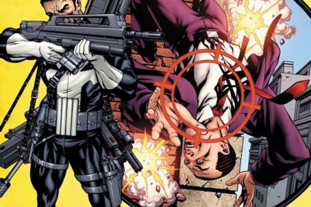 From A Library – Punisher: Dark Reign
