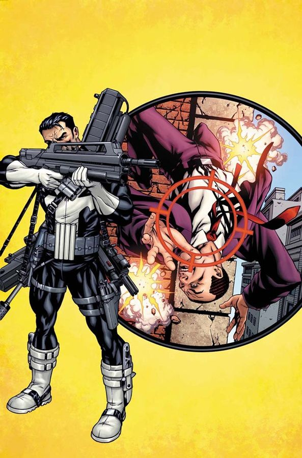You are currently viewing From A Library – Punisher: Dark Reign