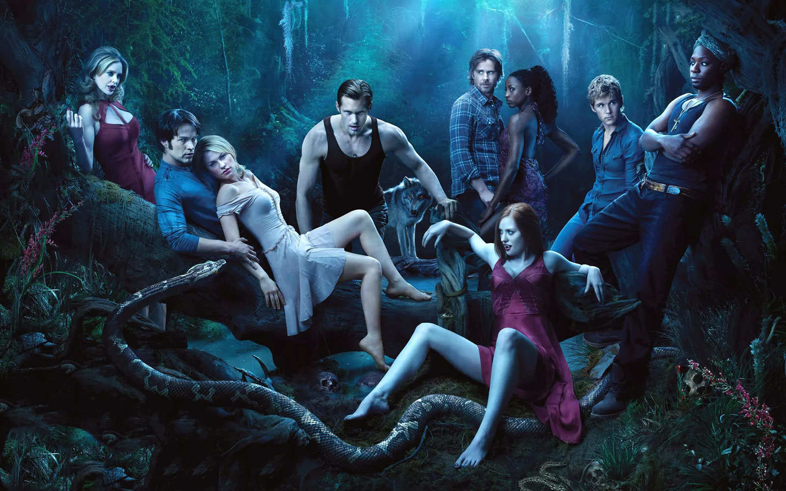 You are currently viewing TV Catch-Up: True Blood (Seasons 1 & 2)