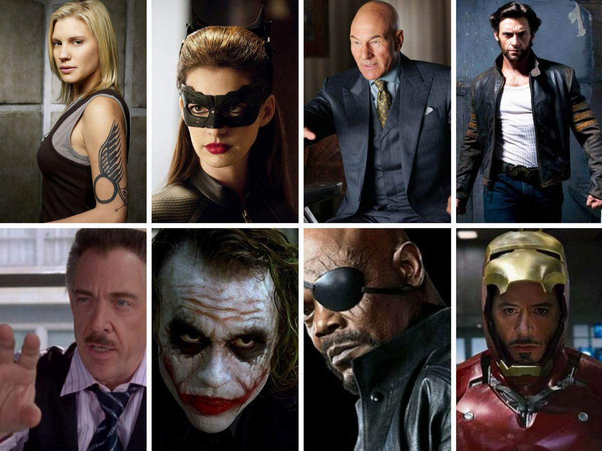 Read more about the article Some Thoughts On Comic Book Casting