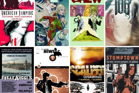 My Personal Favourite Comics of 2010
