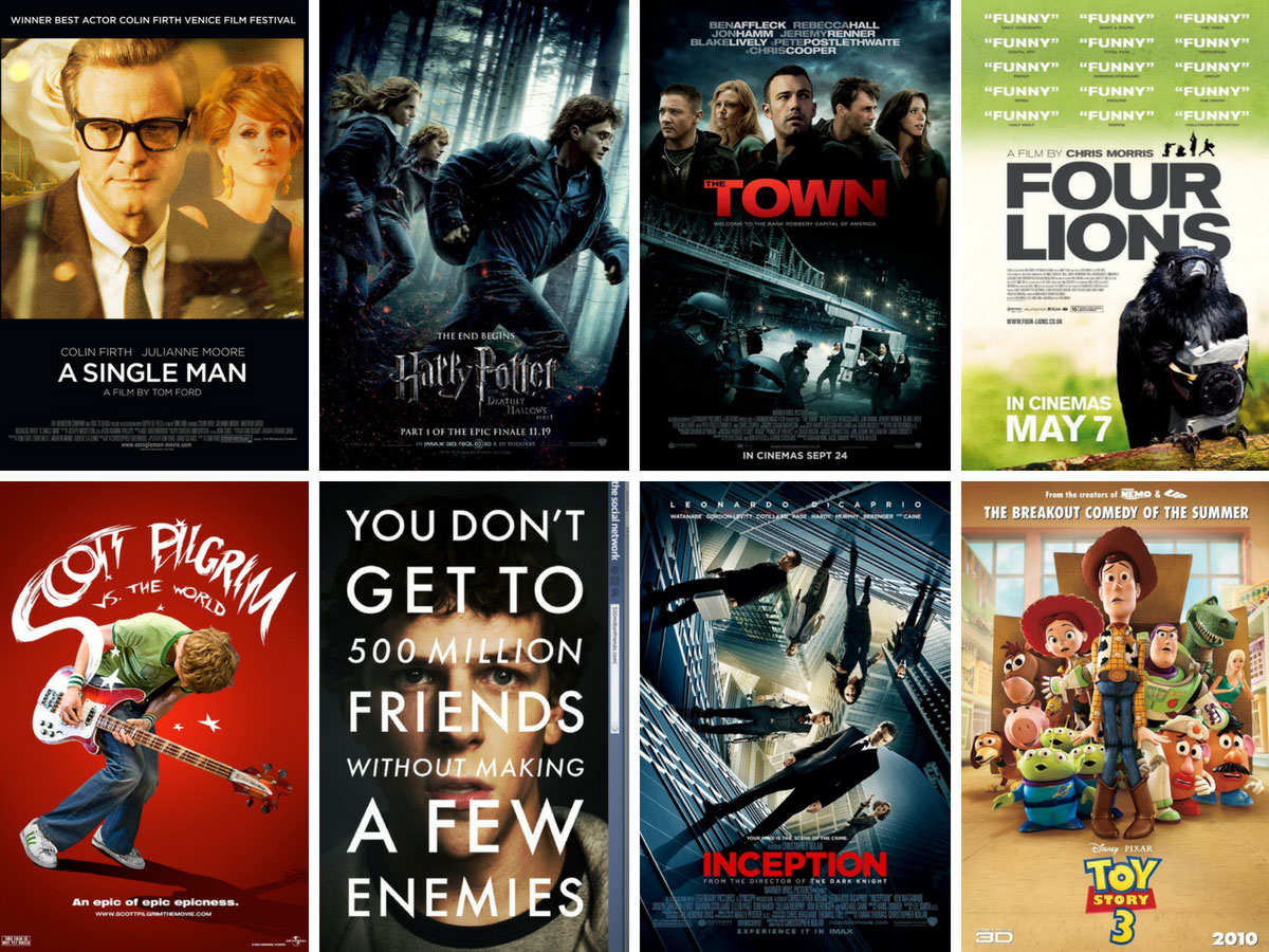 Read more about the article My Ten Favourite Films Seen In The Cinema 2010