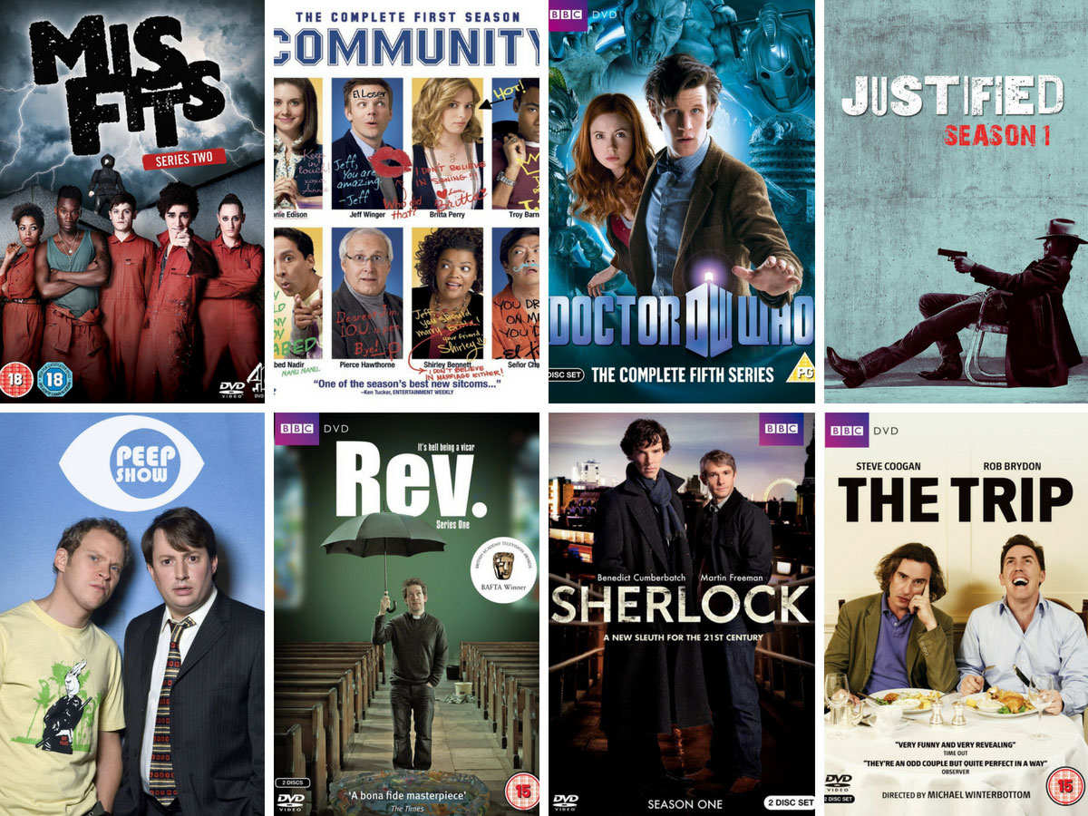 You are currently viewing My Favourite Television of 2010