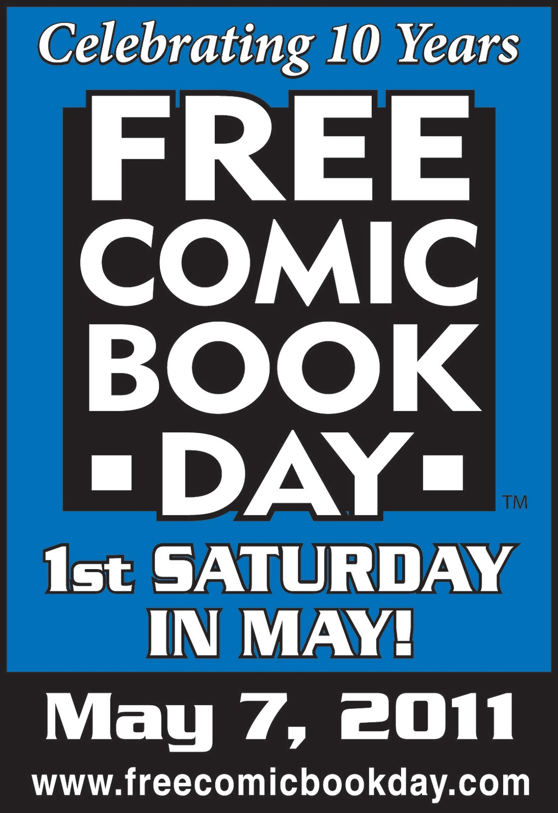 You are currently viewing Experiencing Free Comic Book Day 2011