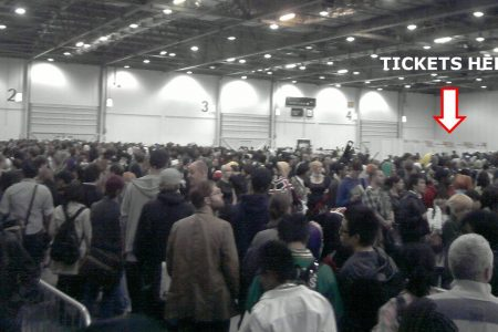 Saturday At The London MCM Expo