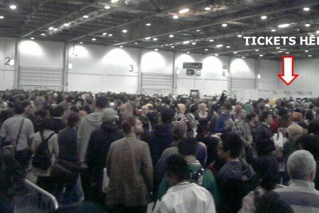 Saturday At The London MCM Expo