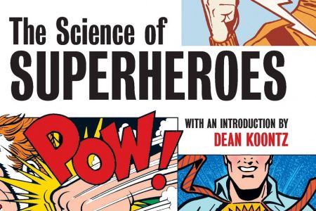 Book From A Library: The Science Of Superheroes