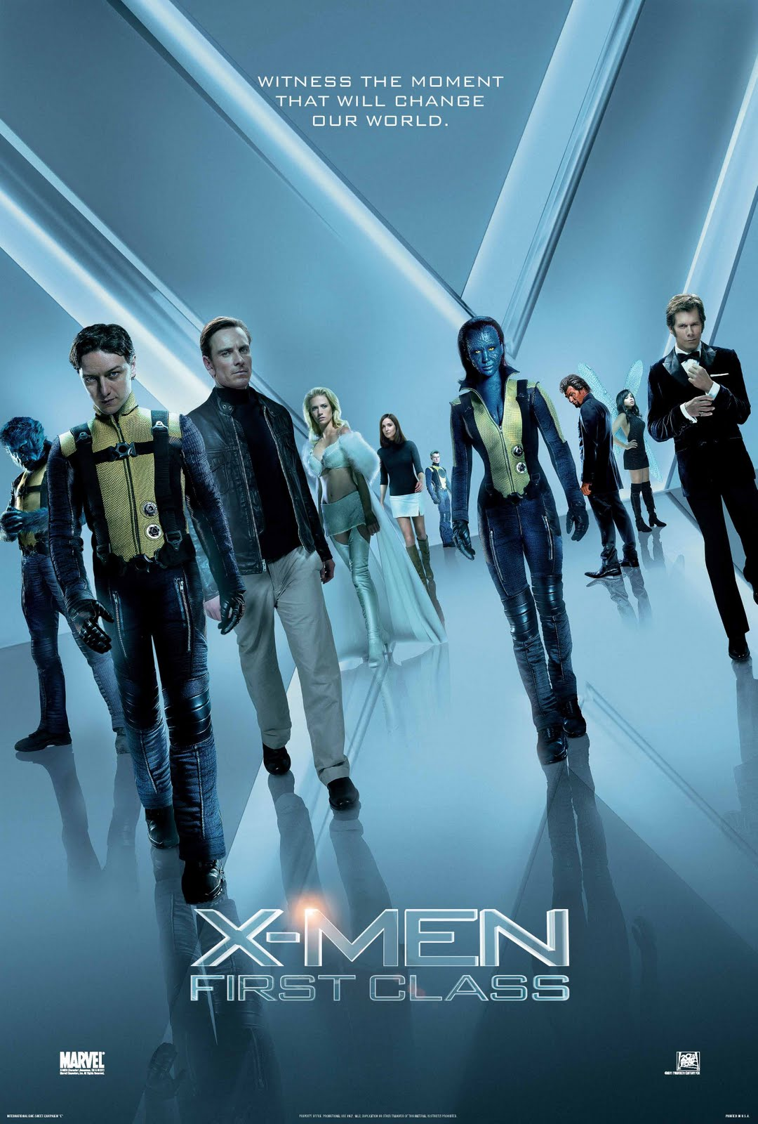 Notes On A Film: X-Men: First Class