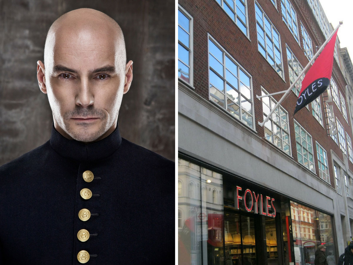 Author Appearance: Grant Morrison at Foyles