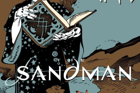 From A Library – The Sandman: The Dream Hunters