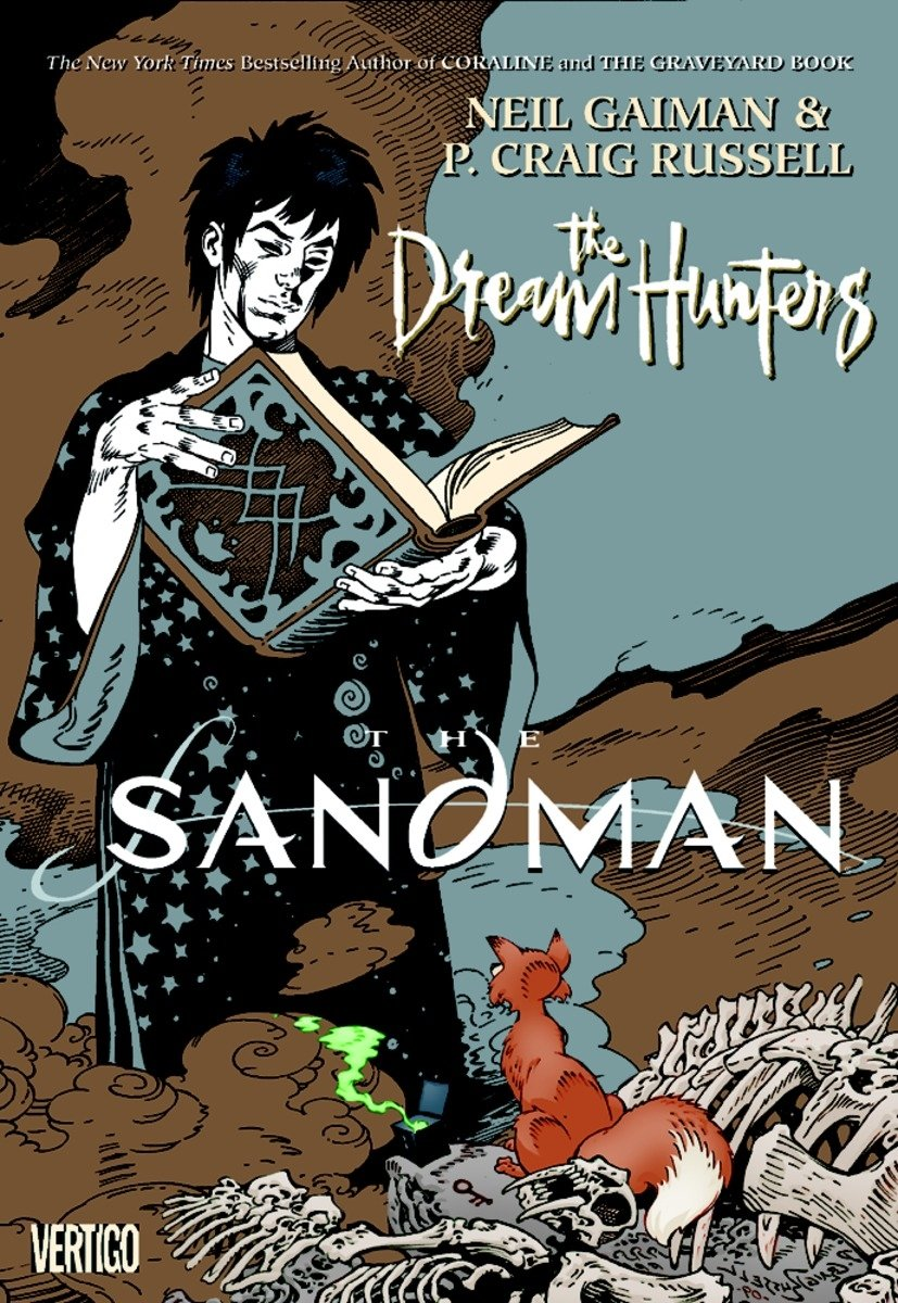Read more about the article From A Library – The Sandman: The Dream Hunters