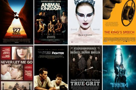 Cinema Six-Month Report Card Part One