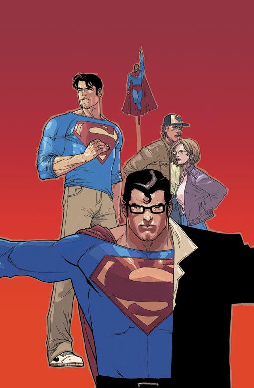 Superman: Birthright #3 by Leinil Francis Yu