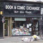 Comic Book Shop (Sort Of): Book & Comic Exchange