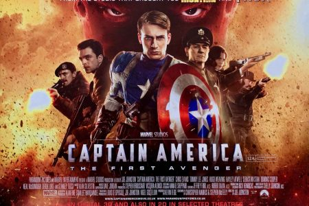 Notes On A Film – Captain America: The First Avenger
