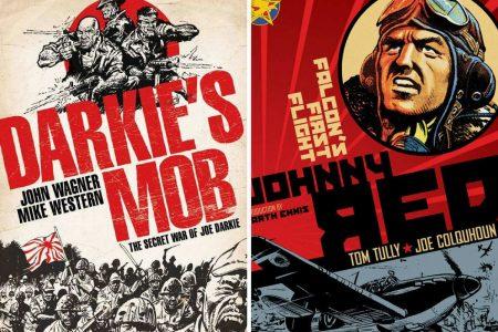Review – Darkie's Mob: The Secret War Of Joe Darkie and Johnny Red: Falcon's First Flight