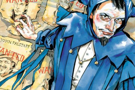 Review – Kill Shakespeare Vol. 2: The Blast Of War