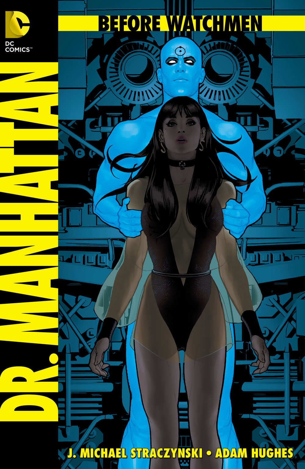 Read more about the article Before Watchmen: They Did It 35 Minutes Ago
