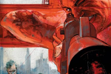 Comic Book Review: Damaged