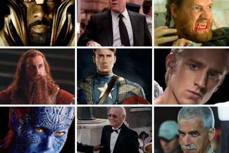 Actors Who Are Different Characters In Comic Book Film Universes (But Actually Just Marvel)