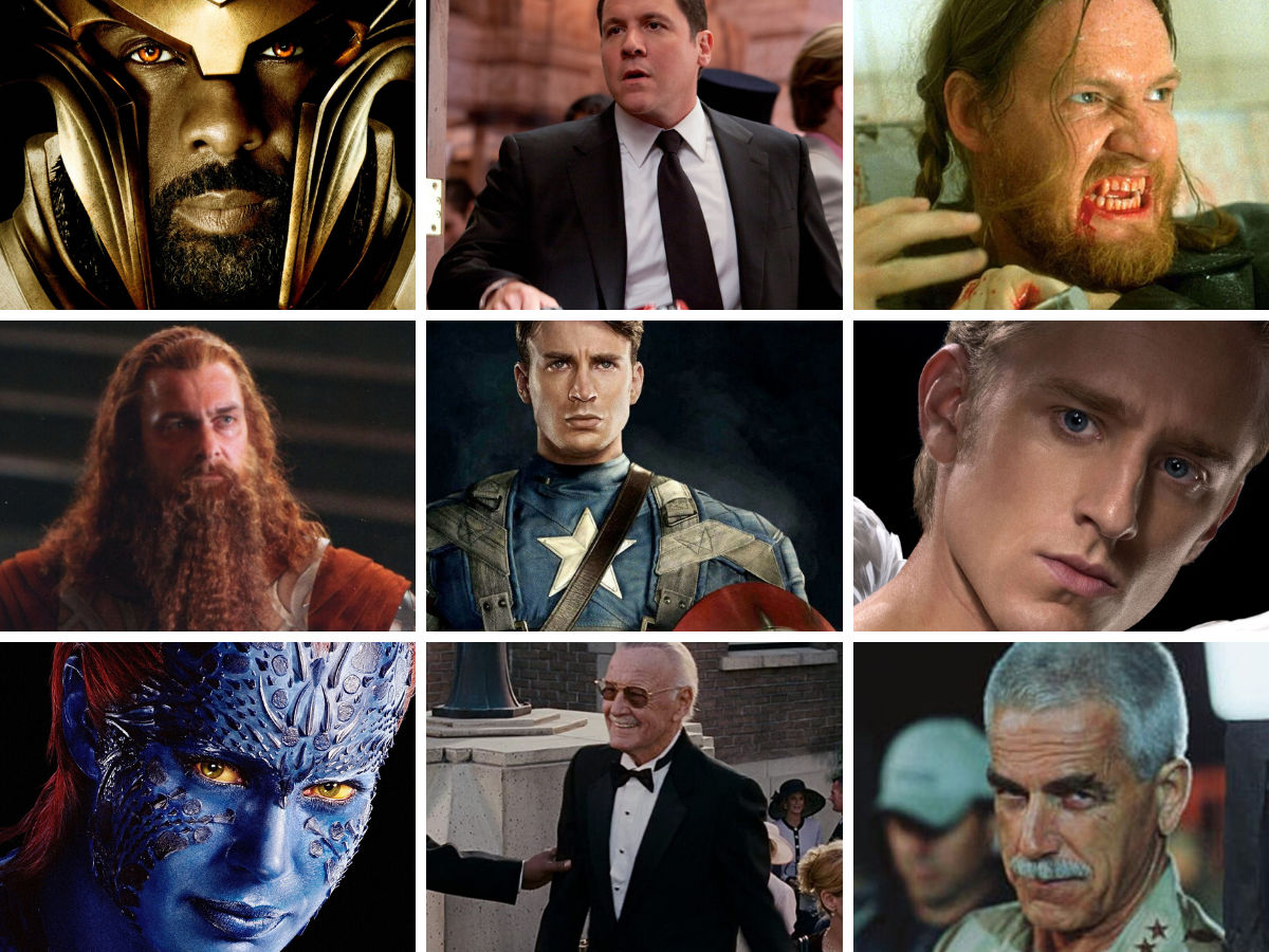 Read more about the article Actors Who Are Different Characters In Comic Book Film Universes (But Actually Just Marvel)