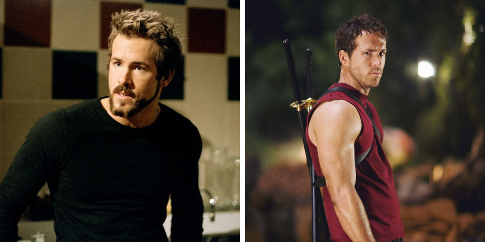 Ryan Reynolds in MCU