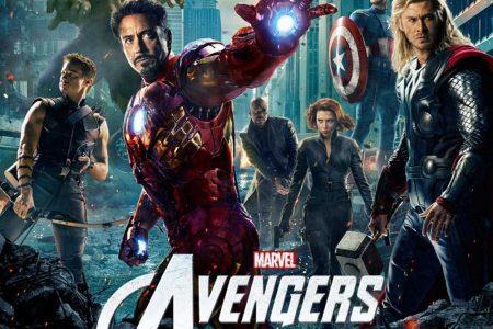 Notes On A Film: The Avengers (aka Avengers Assemble)