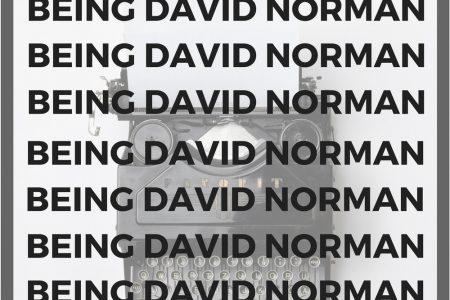 Being David Norman