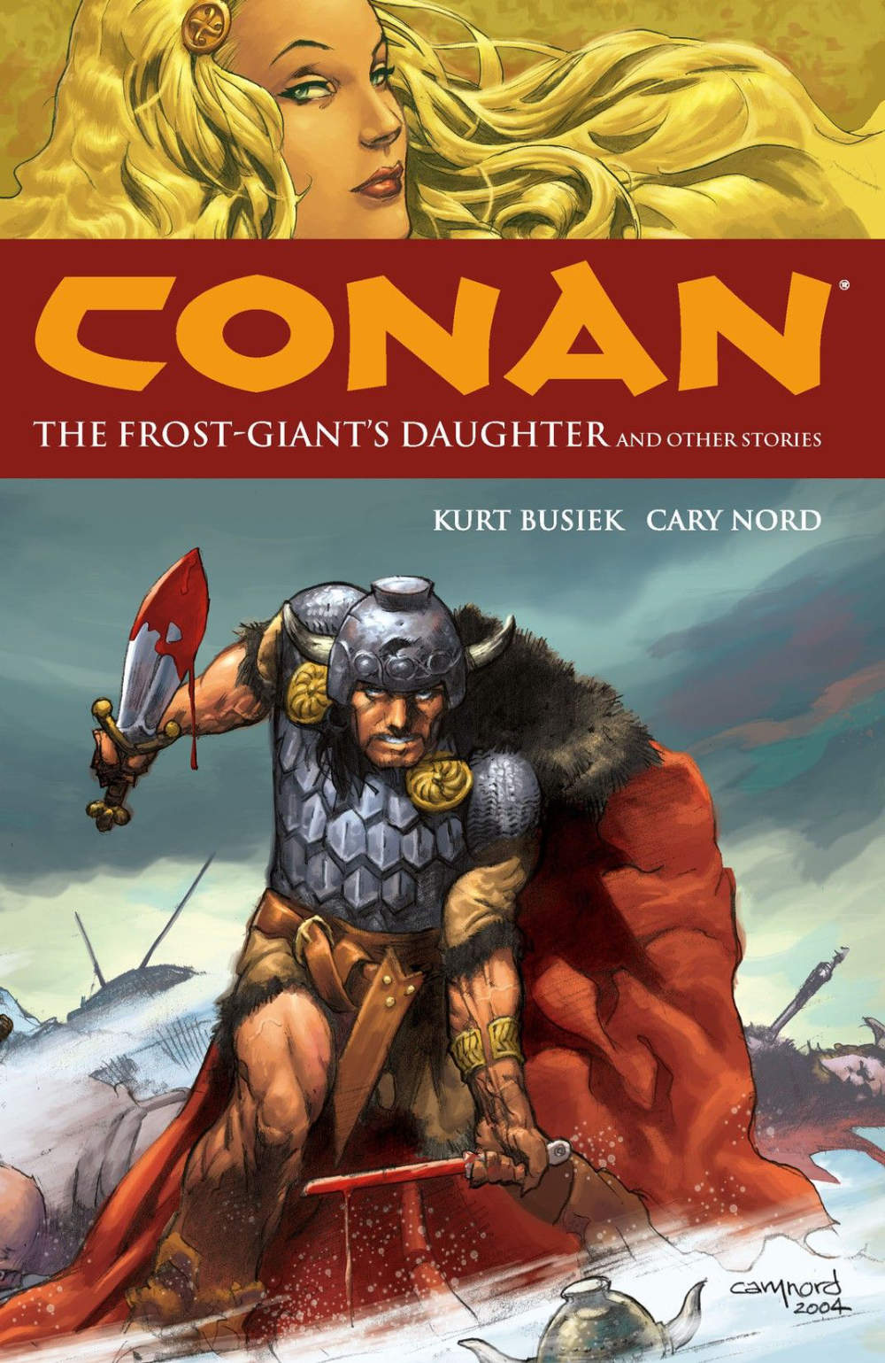 You are currently viewing From A Library – Conan: The Frost-Giant's Daughter And Other Stories