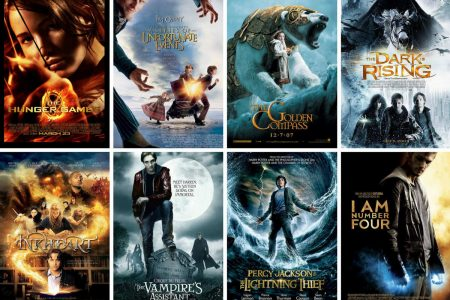 Film Adaptations Of Genre Book Series: Searching For Franchises