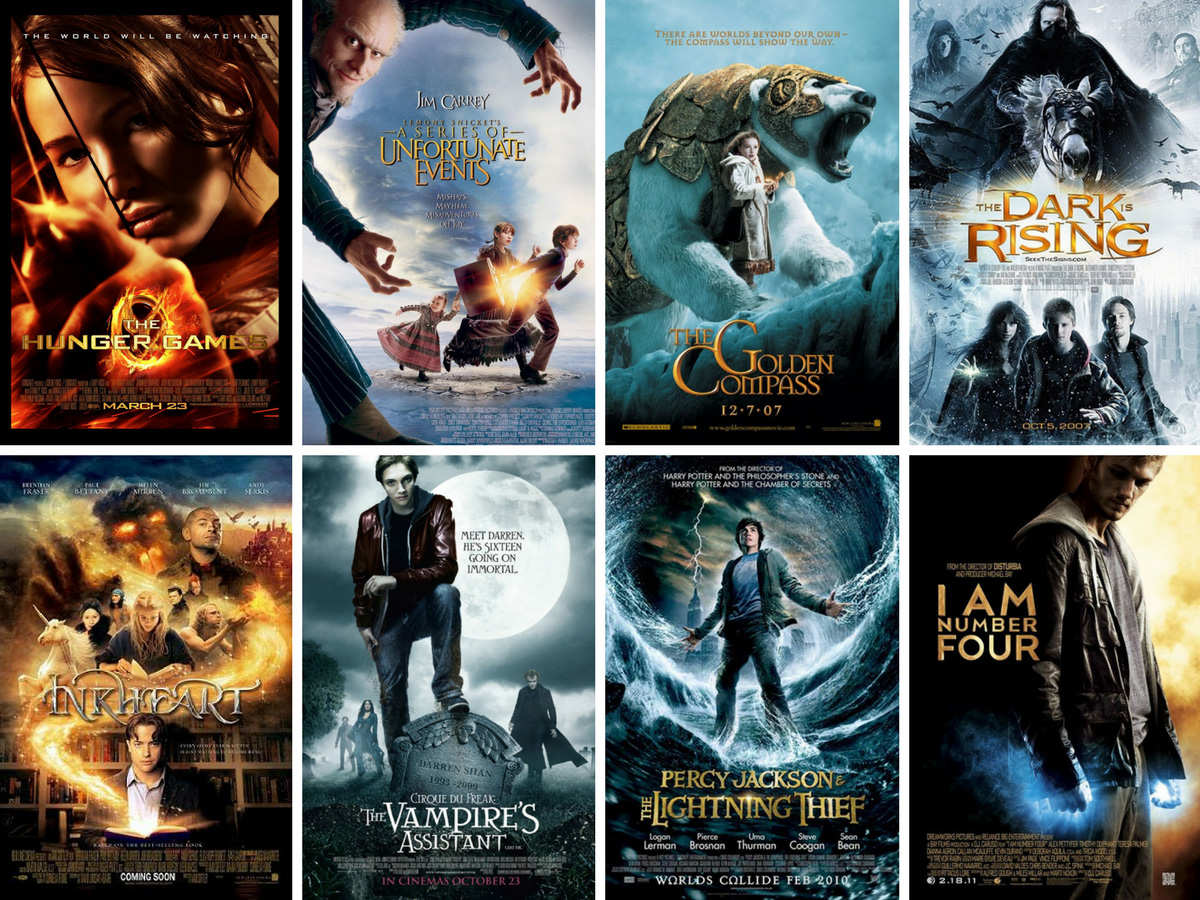 Read more about the article Film Adaptations Of Genre Book Series: Searching For Franchises