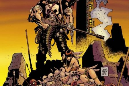 From A Library: Marvel Universe Vs The Punisher