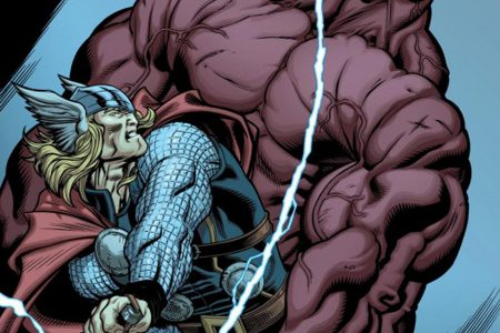 Notes On A Trade Paperback – Red Hulk: Scorched Earth