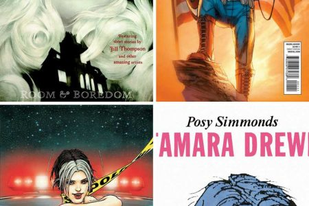 From A Library – Trade Paperback Selection