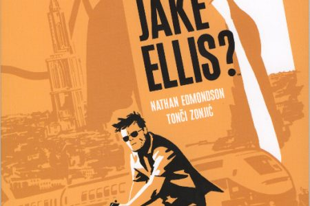 Notes On A Trade Paperback: Who Is Jake Ellis?