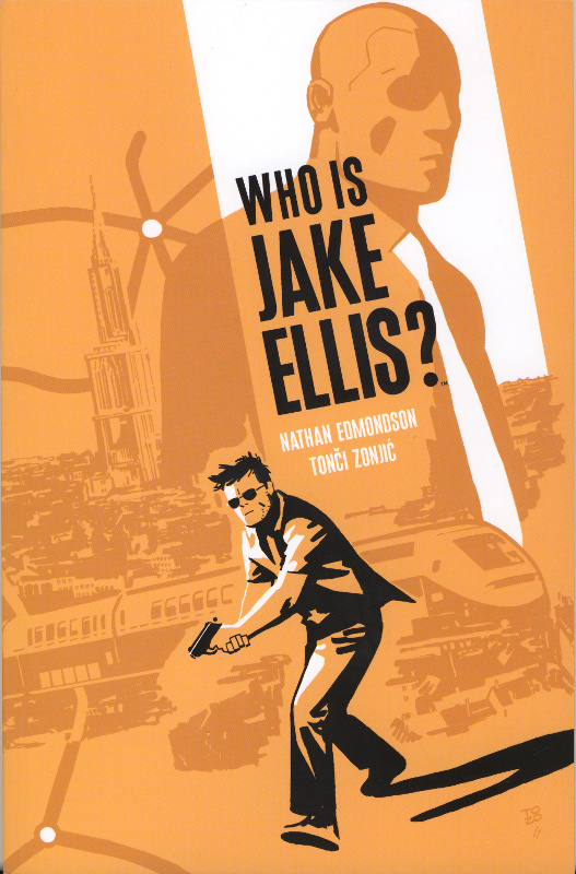 Who Is Jake Ellis? Cover