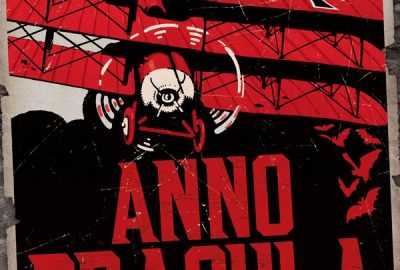 Anno Dracula: Bloody Red Baron cover