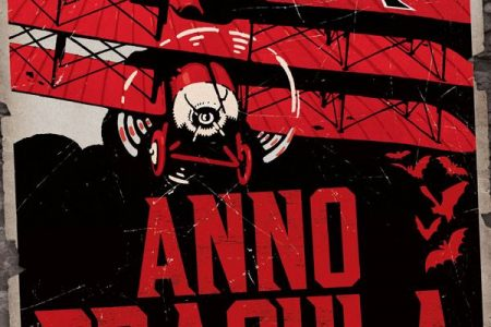 From A Library – Anno Dracula: The Bloody Red Baron