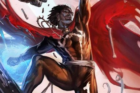 Notes On A Comic Book – Doctor Voodoo: Avenger Of The Supernatural