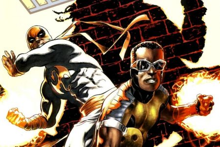 Notes On A Comic Book: Power Man and Iron Fist