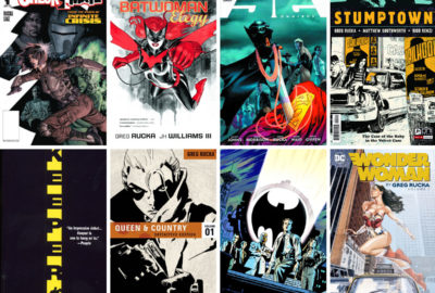 Rucka Top Five