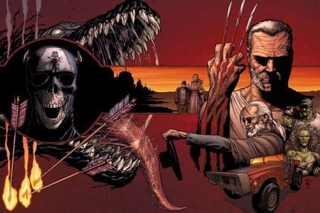From A Library – Wolverine: Old Man Logan