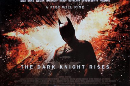 Notes On A Film: The Dark Knight Rises