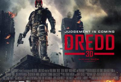 Dredd film poster