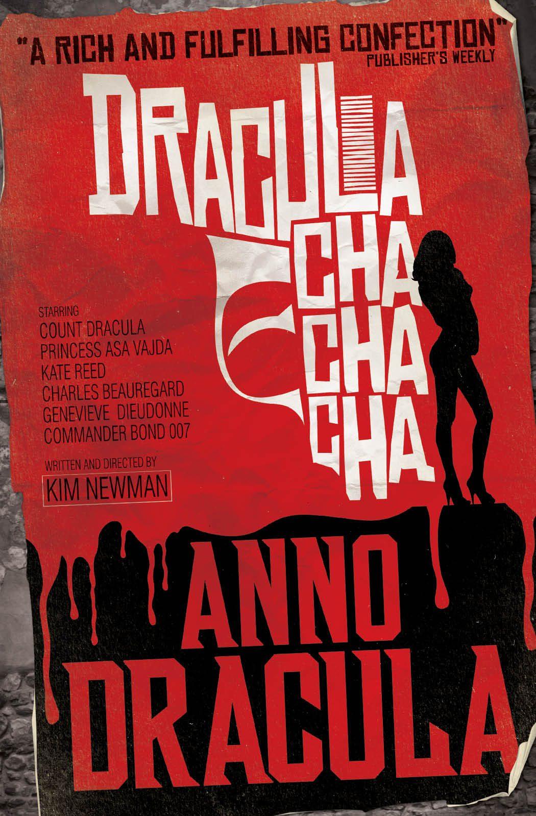 Anno Dracula Cha Cha Cha cover