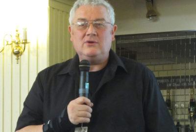 Alan Davis at NICE 2012