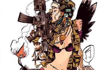 Everybody Loves Tank Girl cover